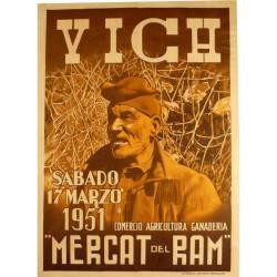 VICH MERCAT DEL RAM 1951- VIC