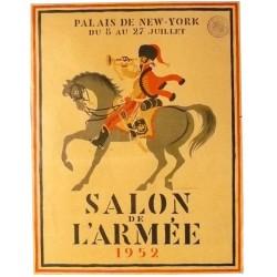 SALON DE L'ARMEE. PALAIS DE NEW-YORK