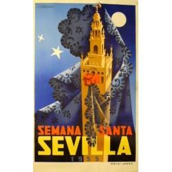 SEVILLA SEMANA SANTA 1955