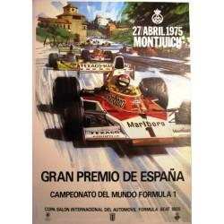 GRAN PREMIO DE ESPAÑA 1975