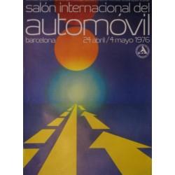 SALÓN INTERNACIONAL DEL AUTOMÓVIL, 1976