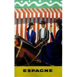 ESPAGNE- Guy Georget