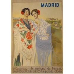MADRID, V CONGRESO INTERNACIONAL TURISMO