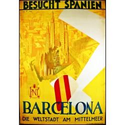 BESUCHT SPANIEN BARCELONA