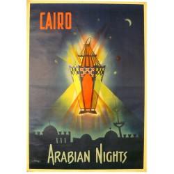 CAIRO. ARABIAN NIGTHS