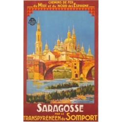 SARAGOSSE (ZARAGOZA), PAR SOMPORT