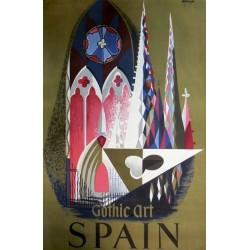 SPAIN GOTHIC ART
