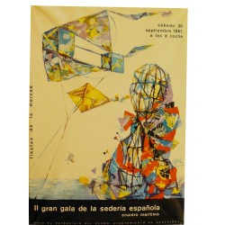 II GRAN GALA DE LA SEDERIA ESPAÑOLA
