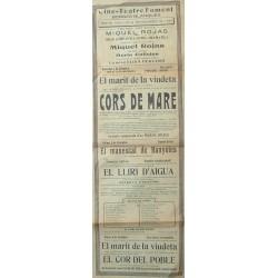 BORGES BLANQUES FESTA MAJOR 1927 (LLEIDA)