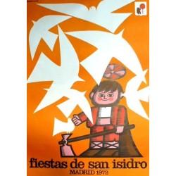 FIESTAS DE SAN ISIDRO MADRID 1972