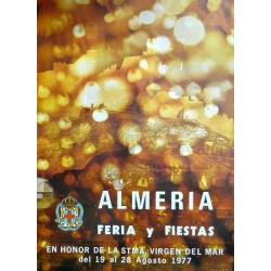 ALMERIA FERIA Y FIESTAS 1977