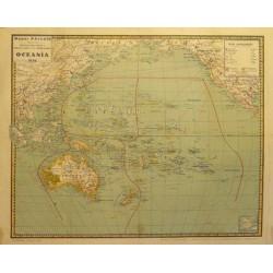 OCEANIA MAPAS PALUZIE
