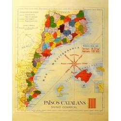 PAISOS CATALANS DIVISIO COMARCAL