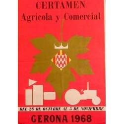 CERTAMEN AGRICOLA I COMERCIAL 1968