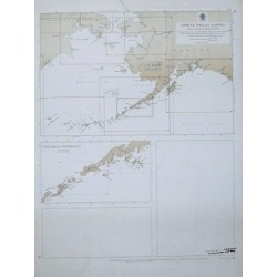 INDEX TO ADMIRALTY CHARTS BERING SEA AND ALASKA