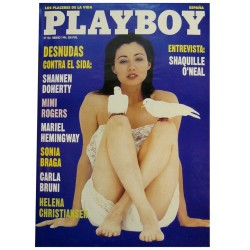 PLAYBOY SHANNEN DOHERTY
