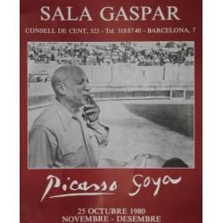 PICASSO GOYA - SALA GASPAR