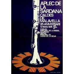 APLEC DE LA SARDANA CALDES DE MALAVELLA