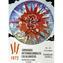 JORNADAS INTERNACIONALES FOLKLORICAS