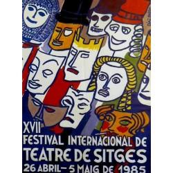 XVII FESTIVAL INTERNACIONAL TEATRE DE SITGES