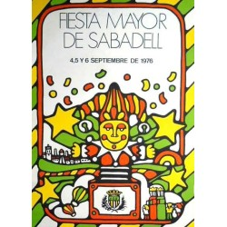 FIESTA MAYOR DE SABADELL 1976