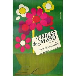 FERIAS DE MAYO 1970 VILAFRANCA DEL PENEDÈS