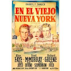 EN EL VIEJO NUEVA YORK