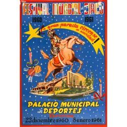 FESTIVAL MUNDIAL DEL CIRCO 1960-1961