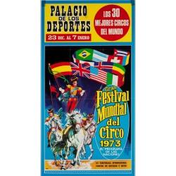 GRAN FESTIVAL MUNDIAL DEL CIRCO 1973