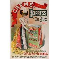 CREME EXPRESS CH. JUX. PARIS