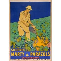 SOUFRES VIGNES MARTY & PARAZOLS...