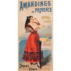 AMANDINES de PROVENCE. BISCUITS