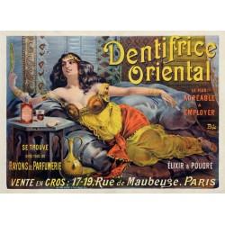 DENTIFRICE ORIENTAL