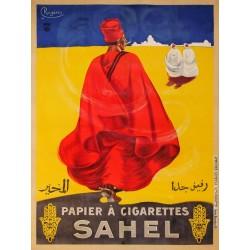 SAHEL. PAPIER A CIGARETES
