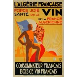 VIN DE LA FRANCE ALGERIENNE