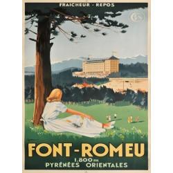 FONT-ROMEU GOLF 1800M