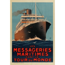 MESSAGERIES MARITIMES