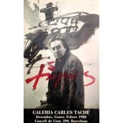 TÀPIES. GALERIA CARLES TACHÉ