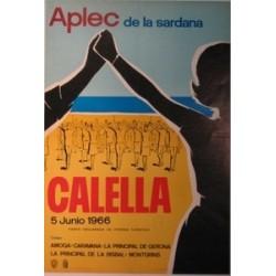 APLEC DE LA SARDANA. CALELLA 1966