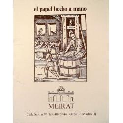MEIRAT EL PAPEL HECHO A MANO