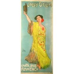 JOLLY VELIA CANTE Y BAILE FLAMENCO