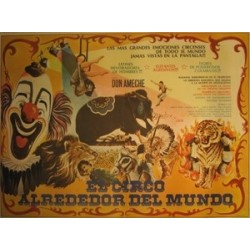 EL CIRCO ALREDEDOR DEL MUNDO