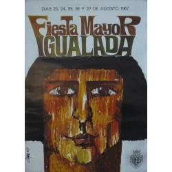 IGUALADA. FIESTA MAYOR 1967