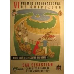 VI PREMIO INTERNACIONAL DE GUIPUZCOA