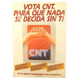 CNT. VOTA CNT PARA QUE NADA...