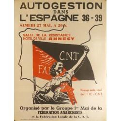AUTOGESTION DANS L'ESPAGNE 36-39