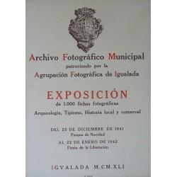 AGRUPACION FOTOGRAFICA IGUALADA EXPOSICION