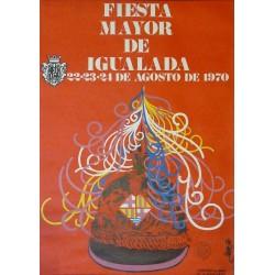 IGUALADA FIESTA MAYOR 1970