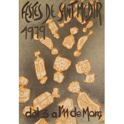FESTES DE SANT MEDIR 1979
